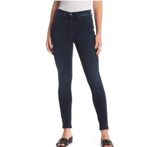 Hudson Barbara High Rise Super Skinny Jeans